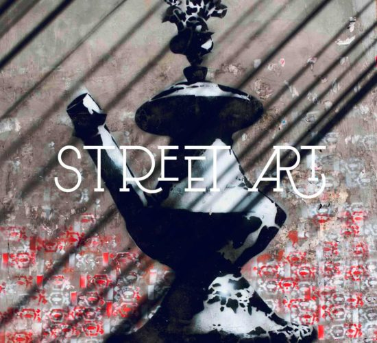 """I'M YOU"" STREET ART IN TANSEN [PALPA]"