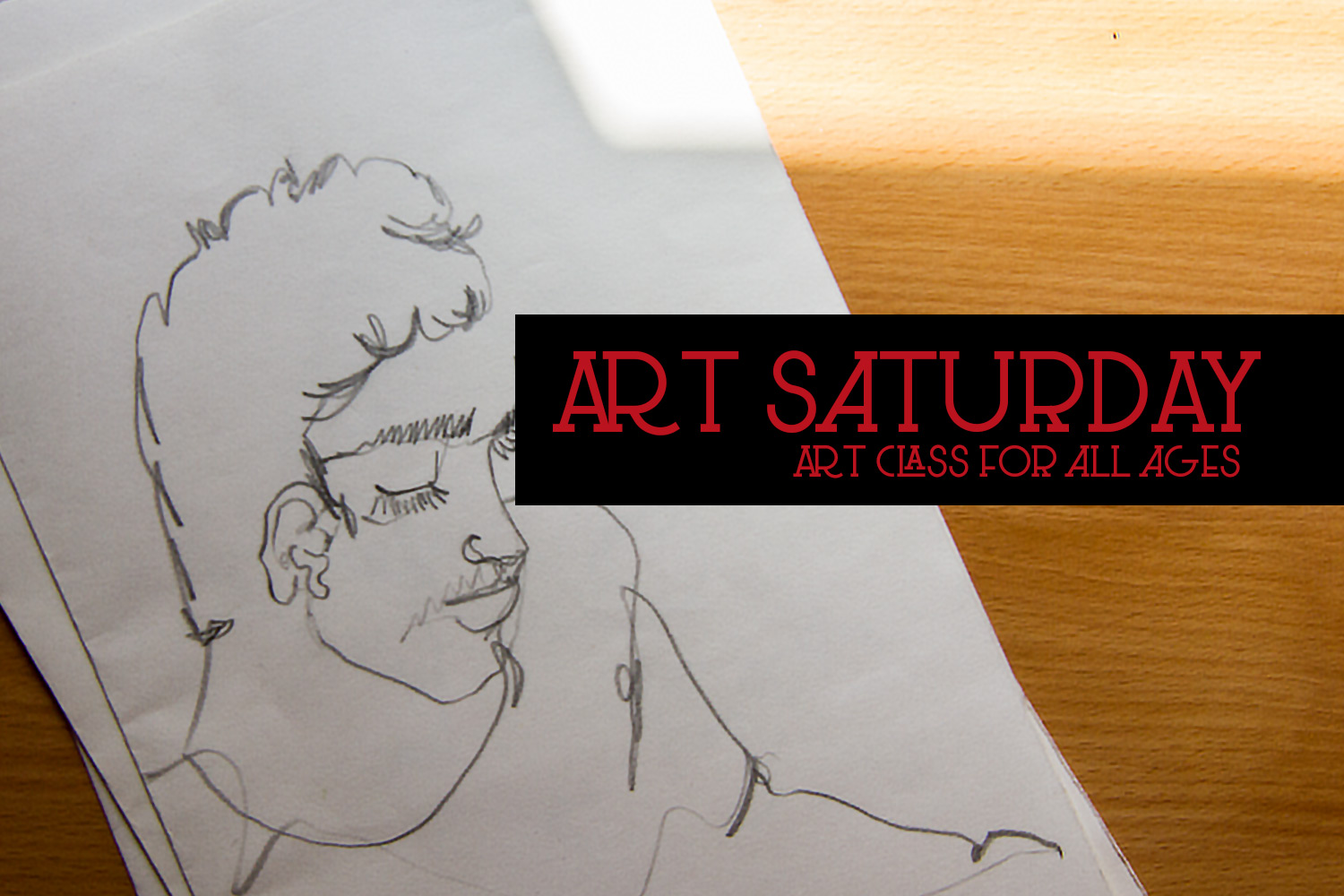ArtSaturday September Session (Apply now)