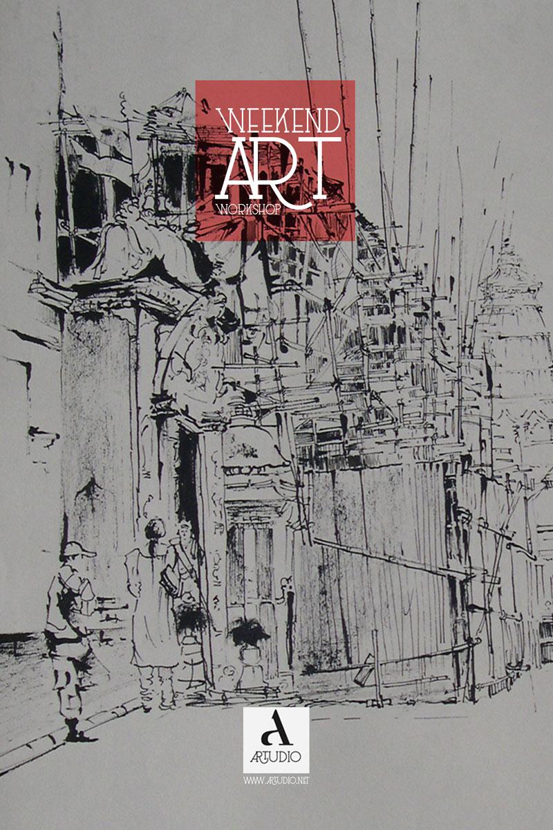 Artudio Weekend Art Workshop
