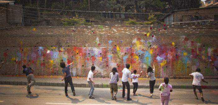 Artudio Holi Color Blast Street Festival 2016