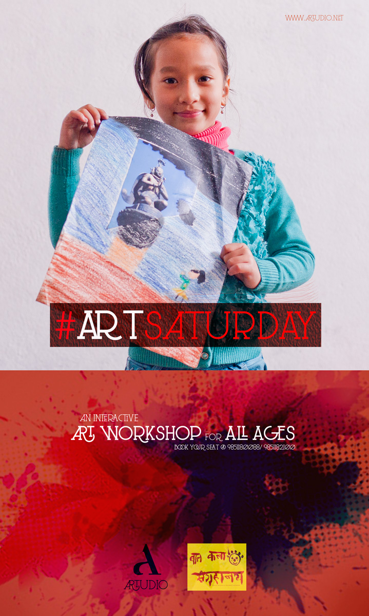 ArtSaturday March Session Registration Open..