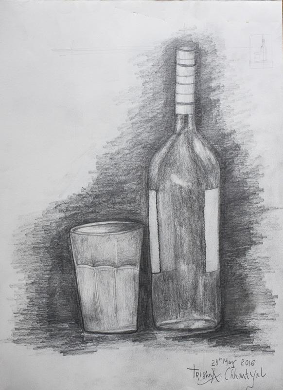 Artwork created on Art Saturday.
