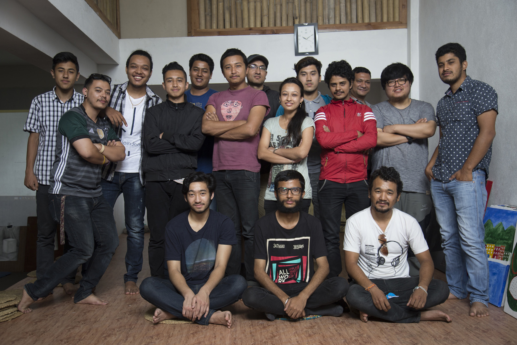Artudio Photography Workshop 59th Batch Level I. Photo: Ashish Joshi, Artudio