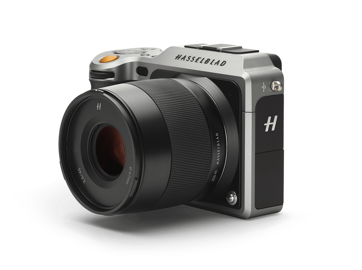 Mirrorless Medium Format is Here: Hasselblad Unveils the X1D
