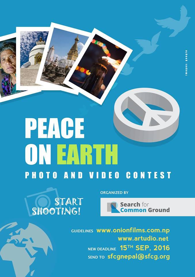 Peace Photo contest