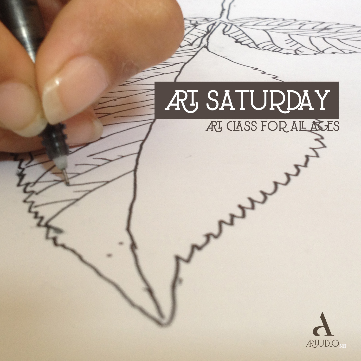 ARTSATURDAY October Session I Apply Now