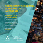 PHOTOGRAPHY EDUCATION  IN THE AGE OF  INSTAGRAM