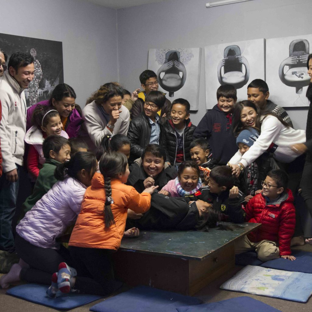 Little Picasso Vol 10: Winter Art Camp 2018 Day 2 Memories