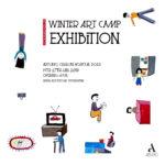 Little Picasso Vol 10: Winter Art Camp Exhibition 2018