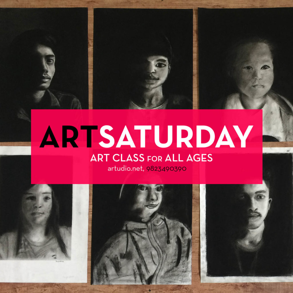 ArtSaturday July Session (REGISTER NOW)